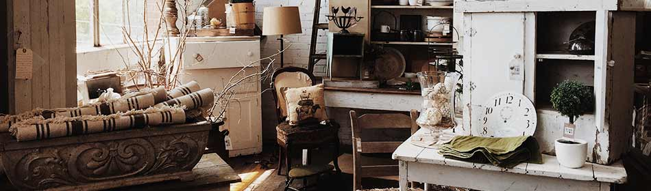 Antique Stores, Vintage Goods in the Perkasie, Bucks County PA area